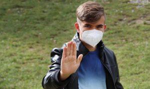 teenager mask