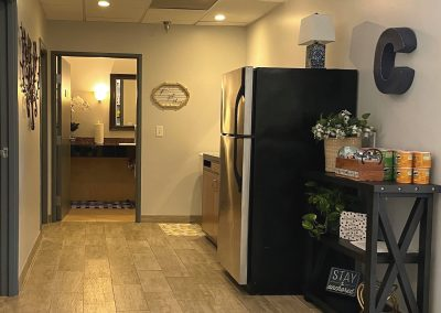 Therapy office in McCormick Ranch